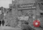Image of Liberal Democratic Party Berlin Germany, 1946, second 51 stock footage video 65675042635