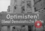 Image of Liberal Democratic Party Berlin Germany, 1946, second 56 stock footage video 65675042635
