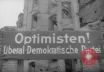 Image of Liberal Democratic Party Berlin Germany, 1946, second 58 stock footage video 65675042635