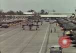 Image of United States F-105 aircraft Vietnam, 1967, second 20 stock footage video 65675042664