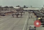 Image of United States F-105 aircraft Vietnam, 1967, second 22 stock footage video 65675042664