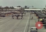 Image of United States F-105 aircraft Vietnam, 1967, second 24 stock footage video 65675042664