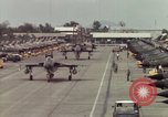 Image of United States F-105 aircraft Vietnam, 1967, second 34 stock footage video 65675042664