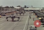 Image of United States F-105 aircraft Vietnam, 1967, second 35 stock footage video 65675042664