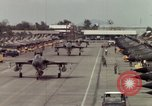 Image of United States F-105 aircraft Vietnam, 1967, second 37 stock footage video 65675042664
