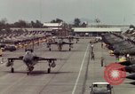 Image of United States F-105 aircraft Vietnam, 1967, second 39 stock footage video 65675042664