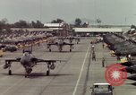 Image of United States F-105 aircraft Vietnam, 1967, second 40 stock footage video 65675042664