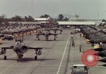 Image of United States F-105 aircraft Vietnam, 1967, second 41 stock footage video 65675042664