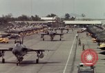 Image of United States F-105 aircraft Vietnam, 1967, second 44 stock footage video 65675042664