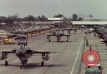 Image of United States F-105 aircraft Vietnam, 1967, second 45 stock footage video 65675042664