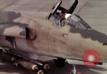 Image of United States F-105 aircraft Vietnam, 1967, second 60 stock footage video 65675042664