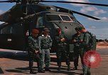 Image of United States HH-53 helicopter Vietnam, 1967, second 14 stock footage video 65675042672