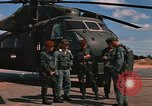 Image of United States HH-53 helicopter Vietnam, 1967, second 15 stock footage video 65675042672