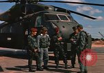 Image of United States HH-53 helicopter Vietnam, 1967, second 20 stock footage video 65675042672