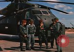 Image of United States HH-53 helicopter Vietnam, 1967, second 22 stock footage video 65675042672
