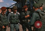 Image of United States HH-53 helicopter Vietnam, 1967, second 32 stock footage video 65675042672