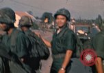 Image of South Vietnamese Regional forces Vietnam, 1970, second 36 stock footage video 65675042675