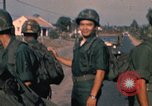 Image of South Vietnamese Regional forces Vietnam, 1970, second 38 stock footage video 65675042675