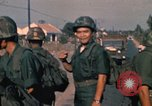 Image of South Vietnamese Regional forces Vietnam, 1970, second 39 stock footage video 65675042675