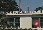 Image of Eglin Air Force Base Main Entrance Florida United States USA, 1968, second 2 stock footage video 65675042701