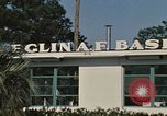 Image of Eglin Air Force Base Main Entrance Florida United States USA, 1968, second 4 stock footage video 65675042701