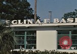Image of Eglin Air Force Base Main Entrance Florida United States USA, 1968, second 5 stock footage video 65675042701