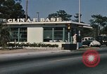 Image of Eglin Air Force Base Main Entrance Florida United States USA, 1968, second 9 stock footage video 65675042701