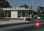Image of Eglin Air Force Base Main Entrance Florida United States USA, 1968, second 11 stock footage video 65675042701