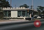 Image of Eglin Air Force Base Main Entrance Florida United States USA, 1968, second 13 stock footage video 65675042701