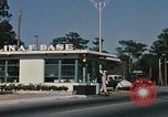 Image of Eglin Air Force Base Main Entrance Florida United States USA, 1968, second 14 stock footage video 65675042701