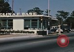 Image of Eglin Air Force Base Main Entrance Florida United States USA, 1968, second 16 stock footage video 65675042701