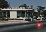 Image of Eglin Air Force Base Main Entrance Florida United States USA, 1968, second 17 stock footage video 65675042701