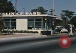 Image of Eglin Air Force Base Main Entrance Florida United States USA, 1968, second 18 stock footage video 65675042701