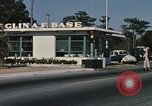 Image of Eglin Air Force Base Main Entrance Florida United States USA, 1968, second 19 stock footage video 65675042701