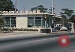 Image of Eglin Air Force Base Main Entrance Florida United States USA, 1968, second 20 stock footage video 65675042701