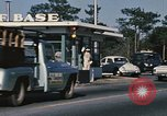 Image of Eglin Air Force Base Main Entrance Florida United States USA, 1968, second 29 stock footage video 65675042701