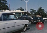 Image of Eglin Air Force Base Main Entrance Florida United States USA, 1968, second 33 stock footage video 65675042701