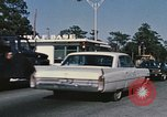 Image of Eglin Air Force Base Main Entrance Florida United States USA, 1968, second 34 stock footage video 65675042701