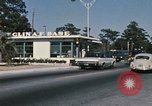 Image of Eglin Air Force Base Main Entrance Florida United States USA, 1968, second 39 stock footage video 65675042701