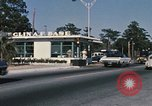 Image of Eglin Air Force Base Main Entrance Florida United States USA, 1968, second 40 stock footage video 65675042701