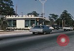 Image of Eglin Air Force Base Main Entrance Florida United States USA, 1968, second 42 stock footage video 65675042701