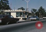 Image of Eglin Air Force Base Main Entrance Florida United States USA, 1968, second 43 stock footage video 65675042701