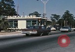 Image of Eglin Air Force Base Main Entrance Florida United States USA, 1968, second 44 stock footage video 65675042701