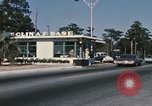Image of Eglin Air Force Base Main Entrance Florida United States USA, 1968, second 46 stock footage video 65675042701