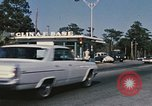 Image of Eglin Air Force Base Main Entrance Florida United States USA, 1968, second 48 stock footage video 65675042701
