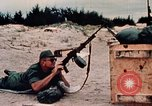 Image of RPD 7 62 mm Light Machine Gun Vietnam, 1968, second 15 stock footage video 65675042702