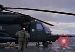 Image of HH-53 helicopter rescue operation Vietnam, 1970, second 4 stock footage video 65675042713