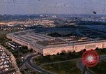 Image of Pentagon Arlington Virginia USA, 1967, second 13 stock footage video 65675042717