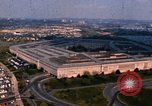 Image of Pentagon Arlington Virginia USA, 1967, second 14 stock footage video 65675042717