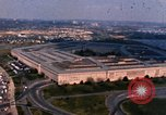Image of Pentagon Arlington Virginia USA, 1967, second 15 stock footage video 65675042717